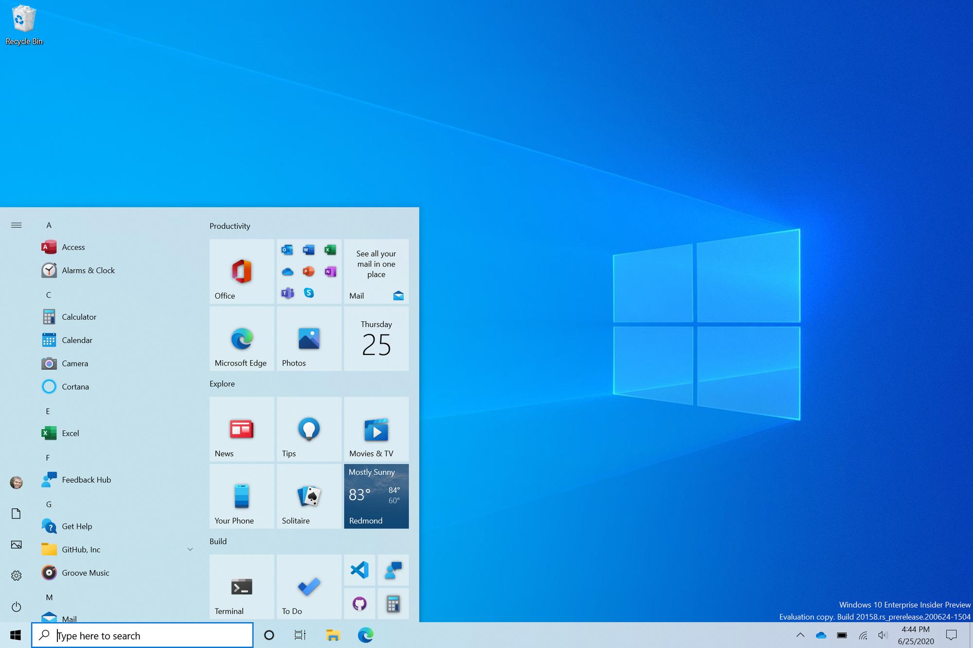 Windows 10 Insider Preview Build 20161.1000 (rs_prerelease) - July 1 de00b149b94ec99619dfc491196f314e.png