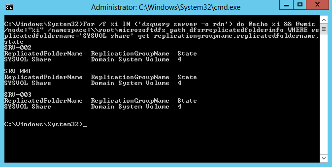 Fix: Missing Sysvol and Netlogon after domain controller promotion dfsr_3.png
