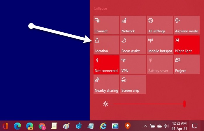 How to change Location settings in Windows 10 disable-location.jpg