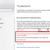 How to turn on or off Recommended troubleshooting in Windows 10 Disable-Recommedned-troubleshooting-100x100.png