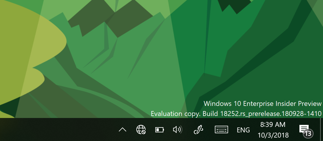 What is new for Windows 10 May 2019 Update version 1903 disconnected-internet-icon.png