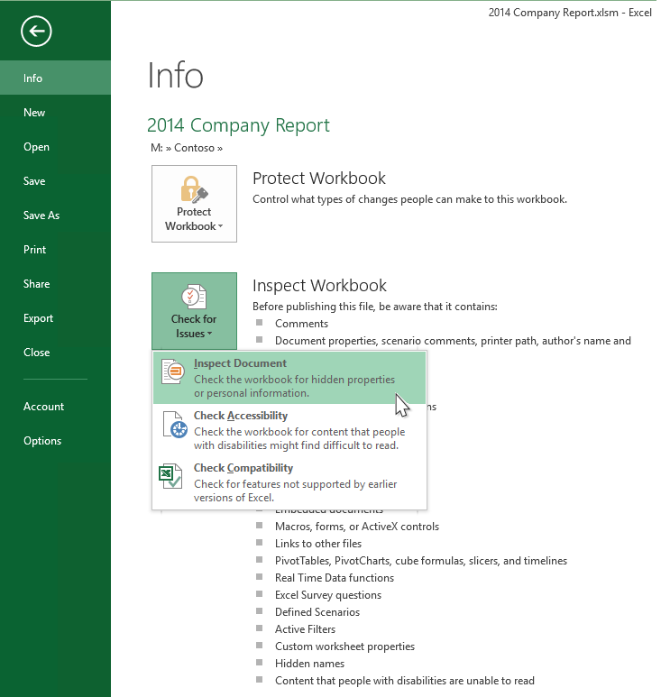 Excel 2010 Document Inspector reports hidden sheets, not shown in VBA Document-Inspector-1.png