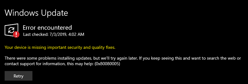 Windows 10 1903 Update Error e094ec1b-87a6-4a37-8bc5-7973178bded7?upload=true.png