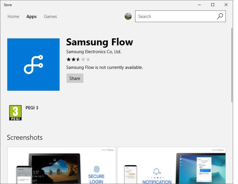 Samsung Flow Unavailable e104ae33-04d5-4d4e-a1be-7263a954410a.jpg