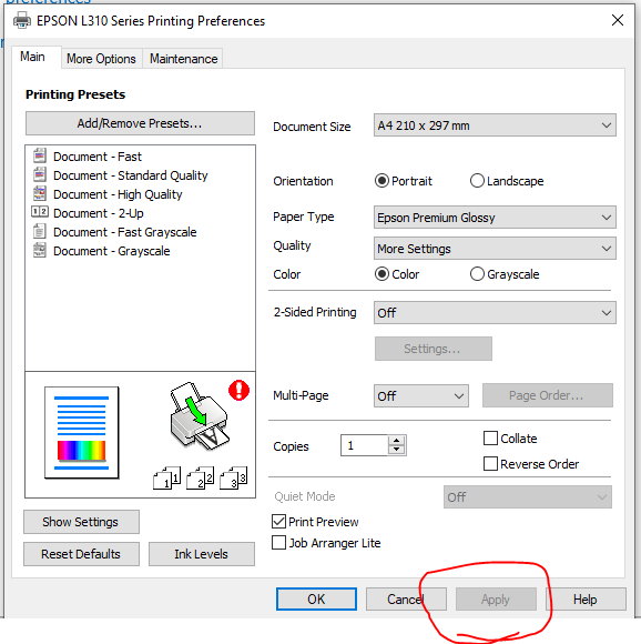 "Can't ""APPLY"" changes on printing preferences e14bd984-803f-45cb-8140-ea91b72677e5?upload=true.png"