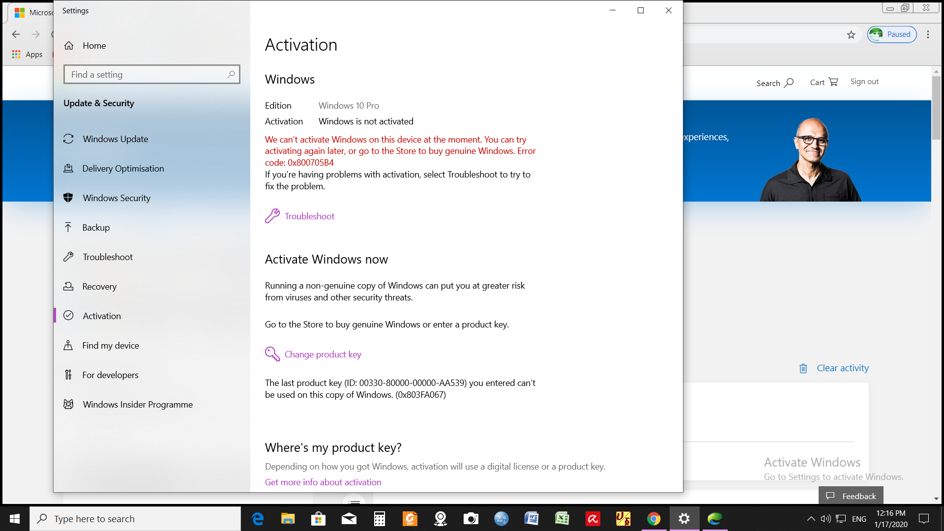 I can't activate my computer Windows 10 Pro e1887b99-52ca-4f4c-ac2c-6186a40ee4ab?upload=true.png