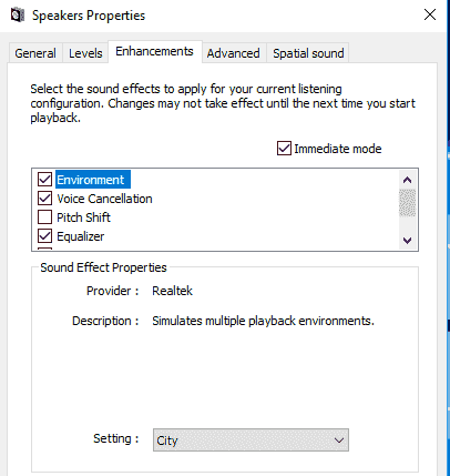 High pitched noise with headphones, can't change audio drivers
