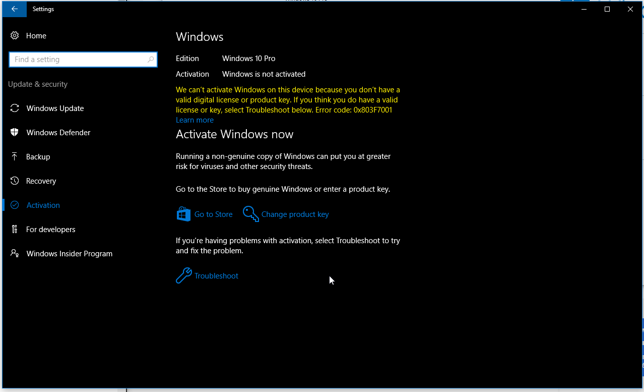 do i need to activate windows after making a hardware change