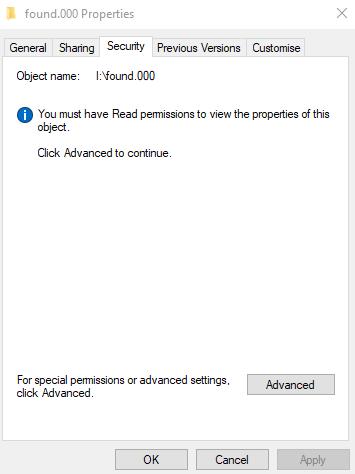 I can't access found.000 folder e4d19f00-b804-48f5-ba7d-95f24638a6c2?upload=true.png