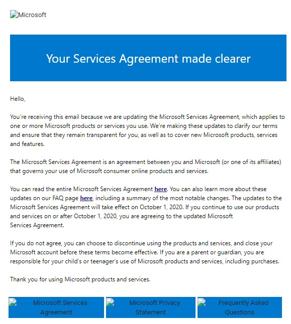 i don't understand which Services Agreement ? e585d103-72a4-49f9-b980-fa2fa2439629?upload=true.jpg