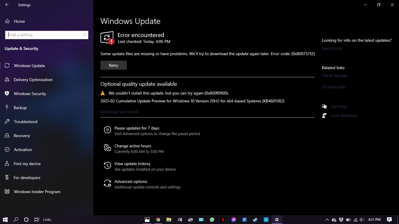 Windows 10 pro update error, os build 19042.631 e6993da4-9d86-4668-a045-8fbfac8f72b8?upload=true.png