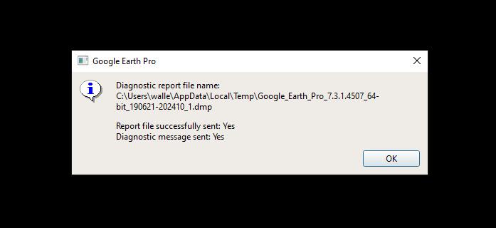 goggle earth downloaded rec this error e97482e4-2600-4521-8cf8-1f360b7b7fea?upload=true.png