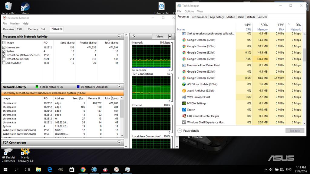Windows Task Manager showing 0 Mbps network usage e9840ae2-fbaf-4391-b1ce-8f4fbe9eecc3.jpg