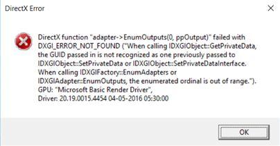 DirectX Error causing Fifa 19 crash on loadin e9eb882b-019a-4686-8f44-404fcbcd0ce9?upload=true.jpg