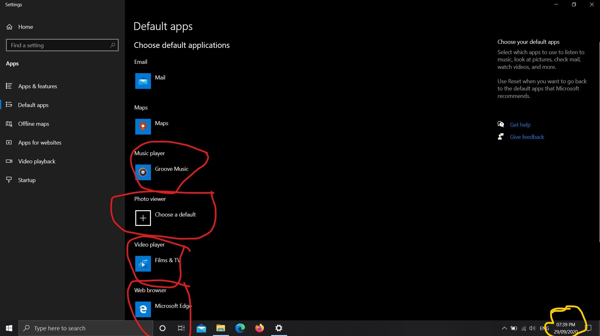 Windows 10 is automatically resetting my default applications after restart. How do I stop... eb6ea69e-aa00-434c-ba67-655656f71323?upload=true.jpg