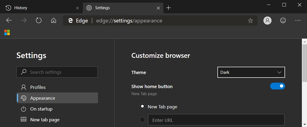 Microsoft Edge for Windows 10 gets new features in latest update Edge-settings.jpg