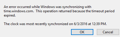 Windows time synchronization status still shows SNTP ee692b9ac5dc429ab738061a0533946d.png