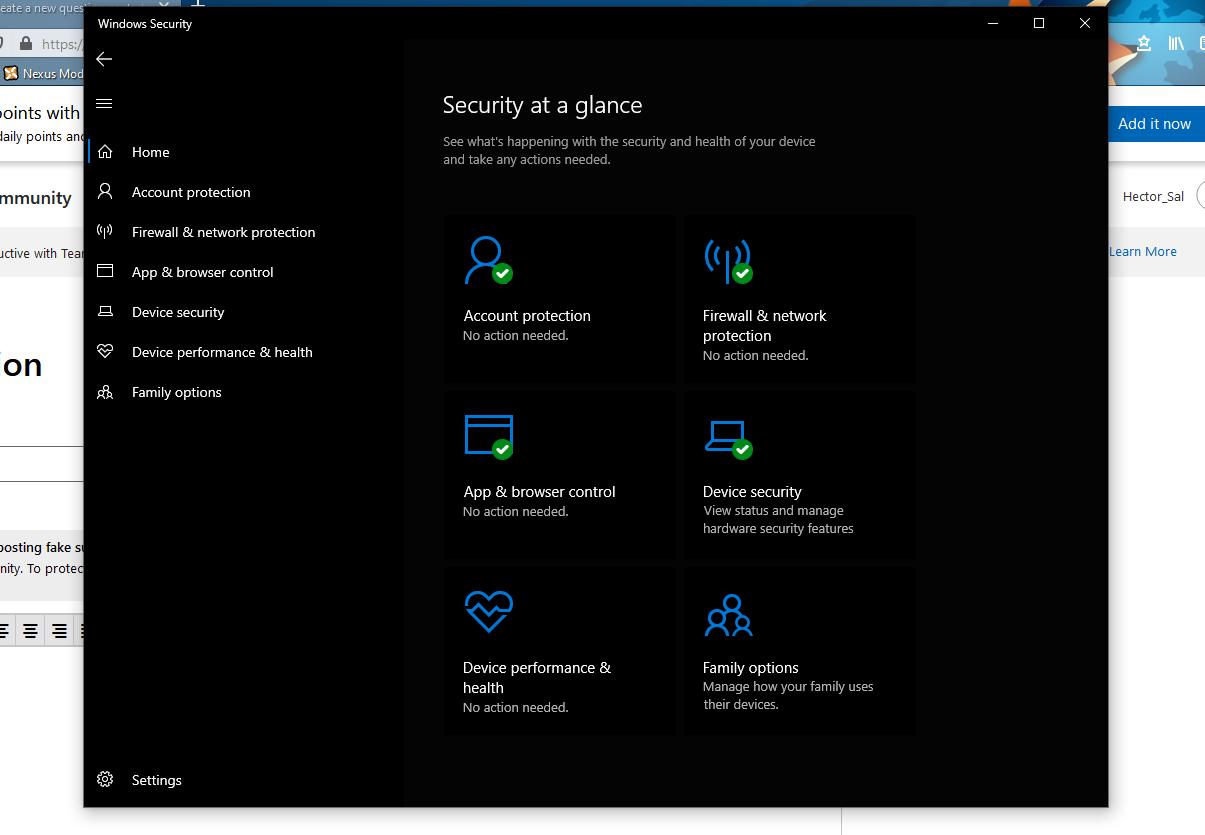 """""""Virus and Threat Scan"""" Option missing from Windows Defender efc58023-0af6-434c-874b-433b27931791?upload=true.png"""