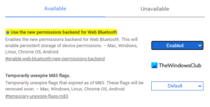 How to Enable Bluetooth Device Permissions in Chrome browser on Windows 10 Enable-or-Disable-Bluetooth-Device-Permissions-in-Google-Chrome-300x154.png