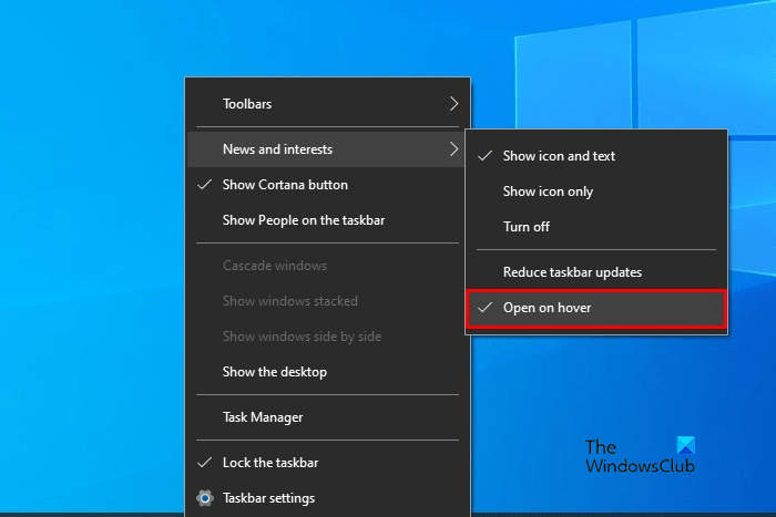 Enable or Disable Open News and Interests on hover in Windows 10 Enable-or-Disable-Open-News-and-Interests-on-Hover-in-Windows-10.png