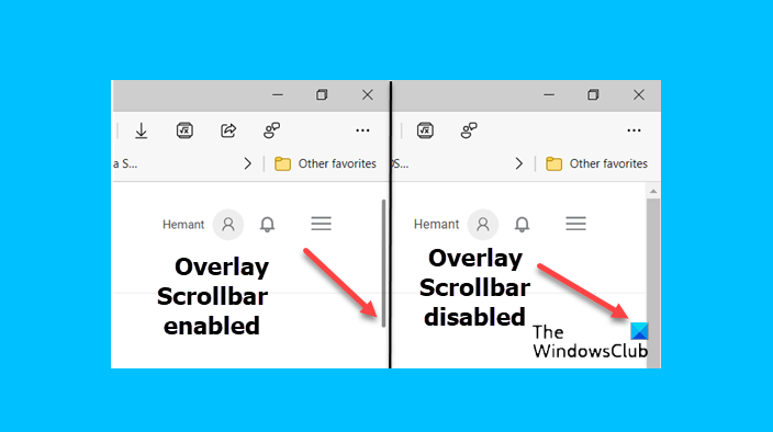 How to Enable or Disable Overlay Scrollbar in Microsoft Edge Enable-or-Disable-Overlay-Scrollbar-in-Microsoft-Edge.png