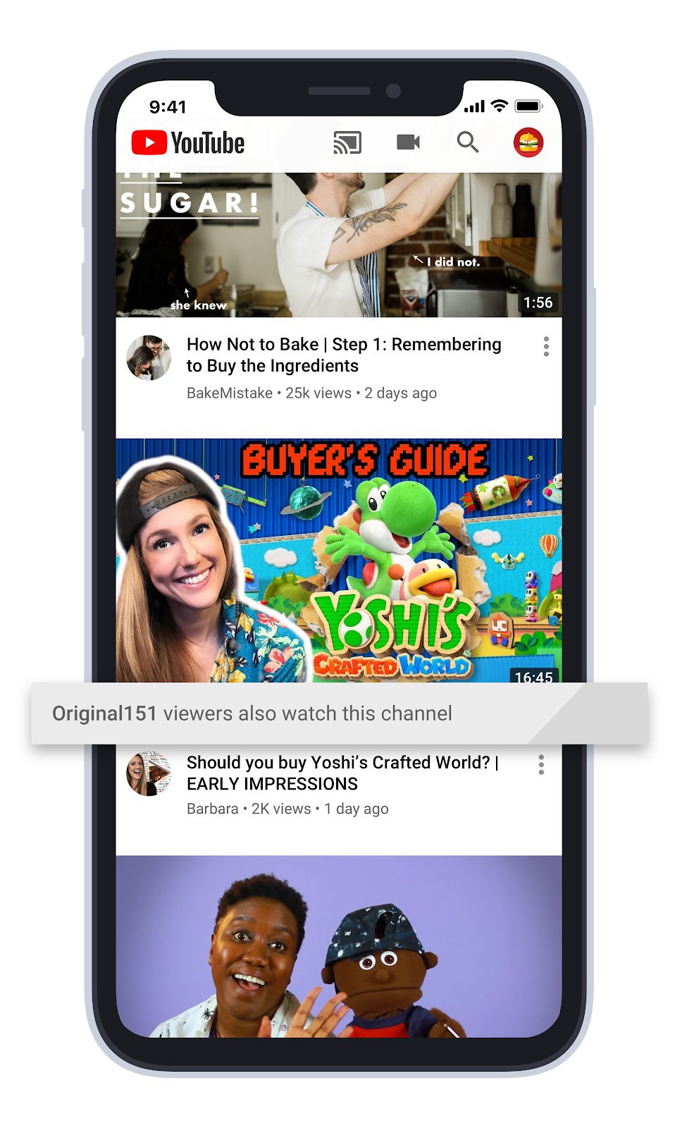 Google introduces new look for YouTube homepage on desktop and tablets endorsements_featureImage_iphone.png