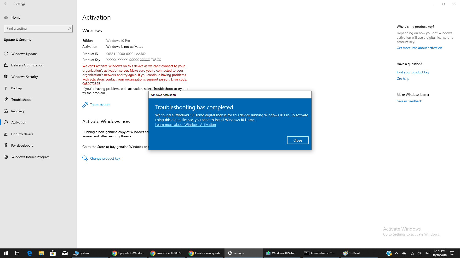 I Have used windows recovery  and reinstall  windows 10 after recover using recovery now  I... f1ac2cf3-f2ad-4ae7-9a2c-38178c34ad12?upload=true.png