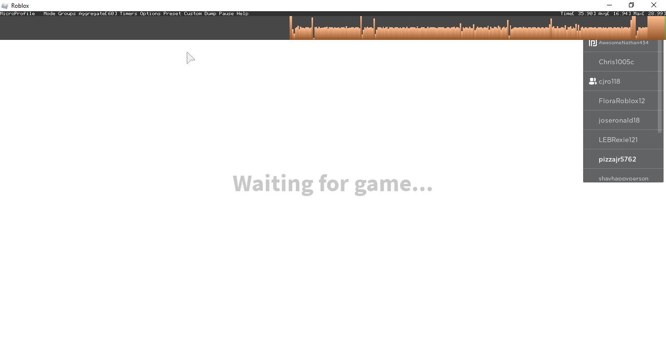 There is a game performance thing on the top of my screen. f476f307-b604-428e-ae86-d1193560b10e?upload=true.png