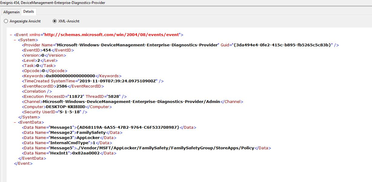 Vendor/MSFT/AppLocker/FamilySafety/FamilySafetyGroup/StoreApps/Policy f4b7bc6d-0c9d-465c-8b78-06b8055210b5?upload=true.jpg