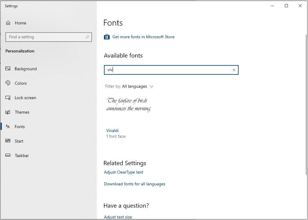 Installed fonts wont show up f7d955a4-c910-495d-9be8-f42fb8aae884?upload=true.jpg