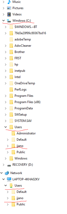 Entire Laptop listed as Networked Location f8602d33-032b-41f4-abe1-f07524d83212?upload=true.png