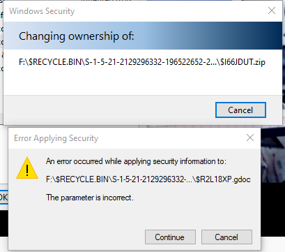 How to change hard disk security ownership? f8d4ce9e-fea4-47a5-9a10-a4a330f8138f?upload=true.png