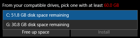 Why does Microsoft Store not recognize secondary hard drives as an install location f9819e8d-aa8b-4cfa-81df-0a5e52ff017e?upload=true.png