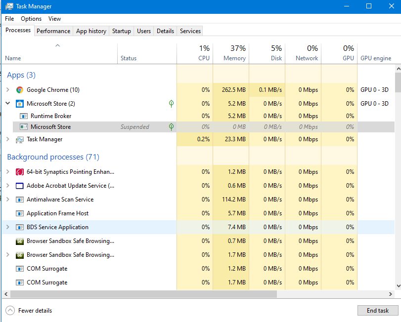 Windows Store not downloading Intel Graphic Command Center. fac47fa2-815e-46d3-b9ea-362537517543?upload=true.png