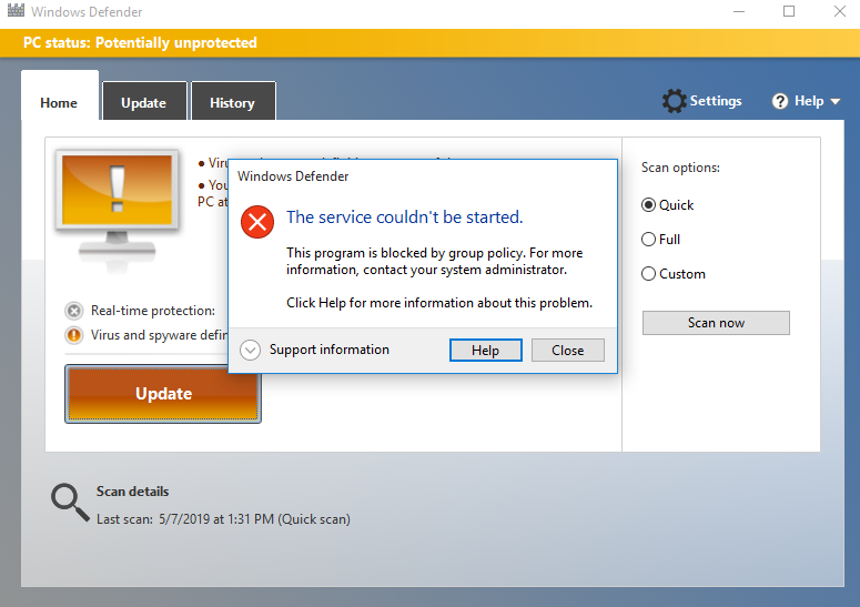 Windows Defender real time protection  service didn't open fae807ce-4055-473f-bcb4-9b0dc635f10c?upload=true.png