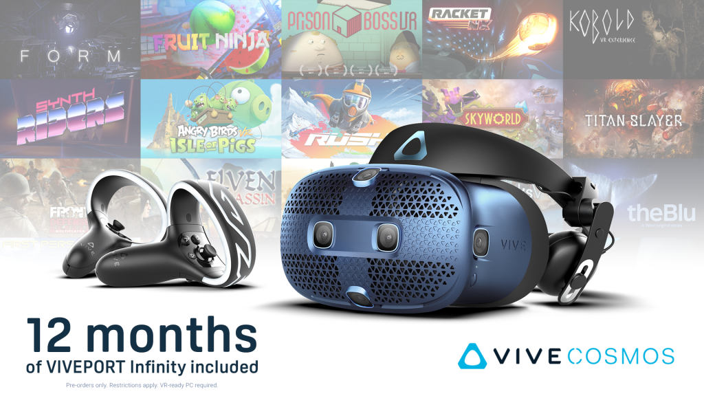 HTC VIVE Cosmos VR system available October 3 at 9 FB_VIVE-Cosmos-w-VP_Infinity-12-mo-1024x576.png