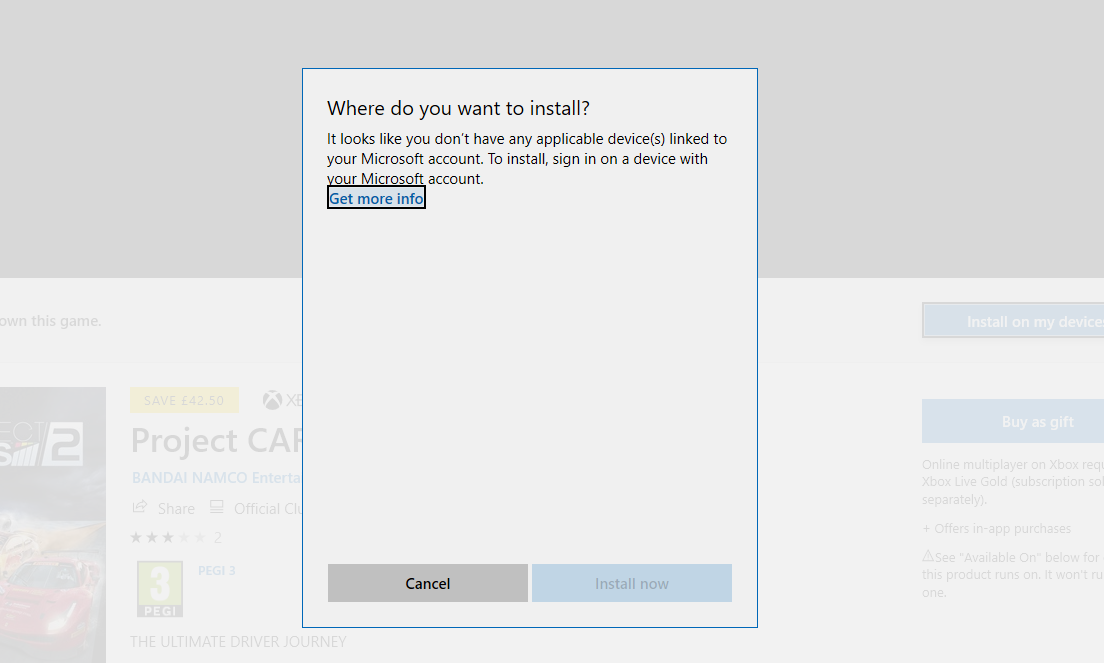 Windows Store does not allow me to install device fc041a53-b970-4b82-9d1e-2c423a890881?upload=true.png