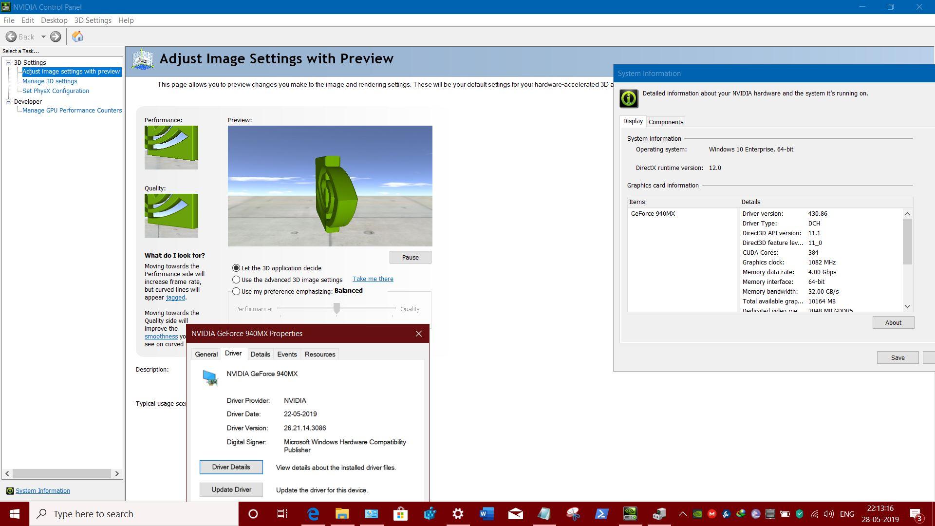 Nvidia Inc Released new Geforce DCH & STANDARD WHQL Driver v445.87 for Notebooks GPU'S &... fd89d2cc-1081-4ff9-b3bf-3c7e4dc79b3c?upload=true.jpg