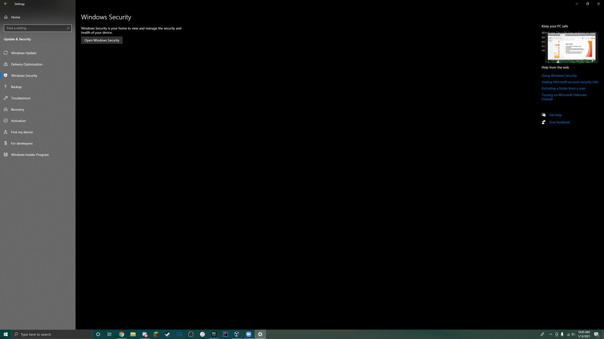 Windows 10 Security Features Missing fd9dbd39-185d-437d-ab1b-f51f1f7800c9?upload=true.png