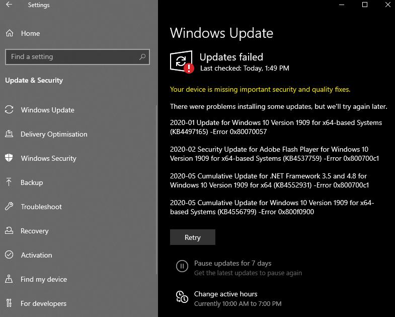 Windows update Issue !!!!!!!!!!!!! fde61b97-d652-4f40-a9fa-b7a0a71fe23e?upload=true.png