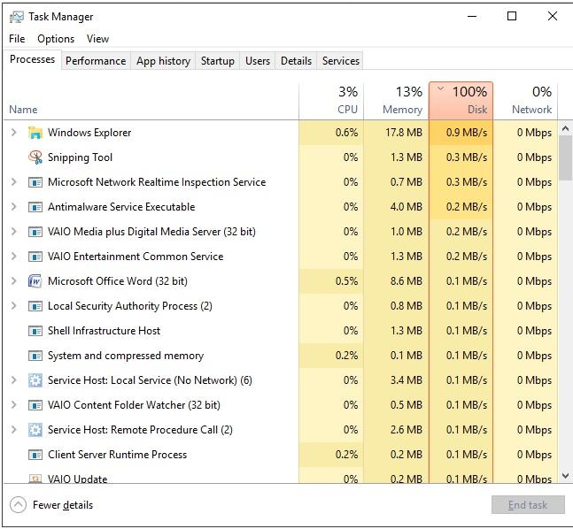 100% disk utilisation with Windows 10 - fdf3bcd9-97dc-4986-a80e-e99e8bc43861.jpg