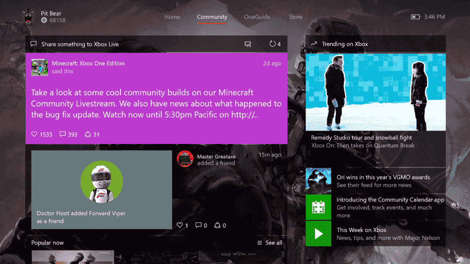 Xbox App changed my PC Admin FeedRefresh-940x528.png