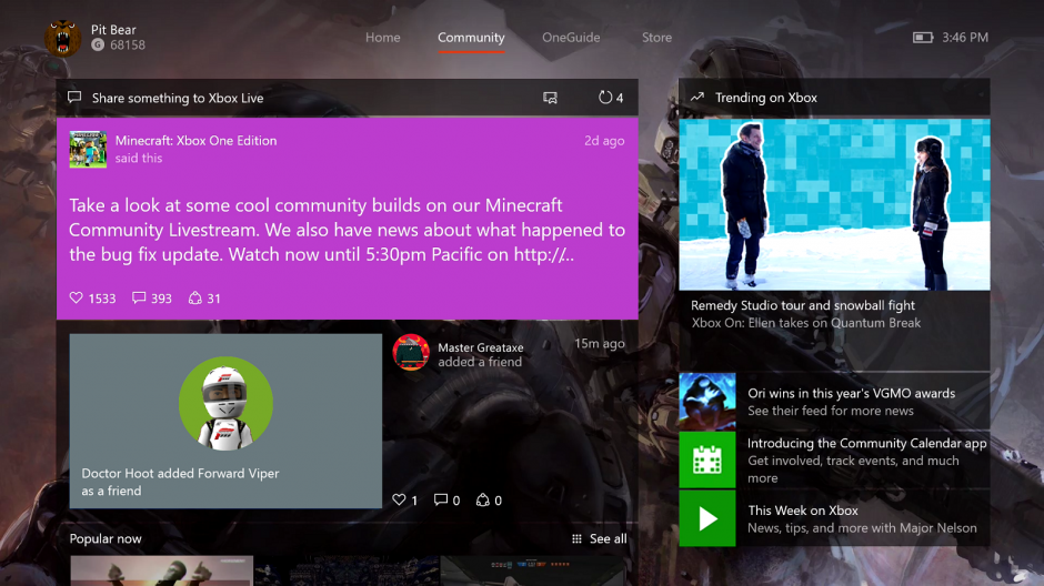 Xbox App Muted