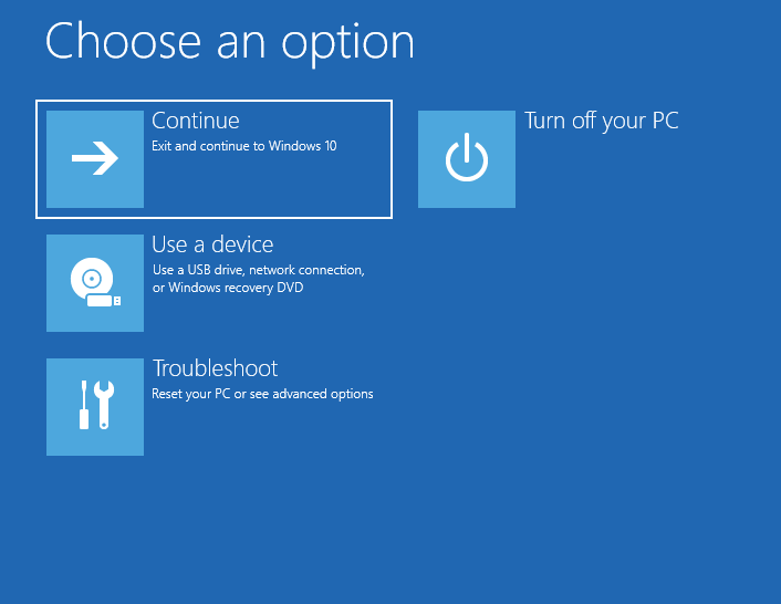Will reseting Windows 10 using the cloud download option remove my oem license? figure-3.png