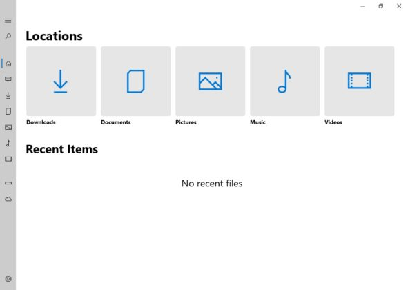 Third-party developer shows off a modern File Explorer for Windows 10 Files-UWP-591x420.jpg