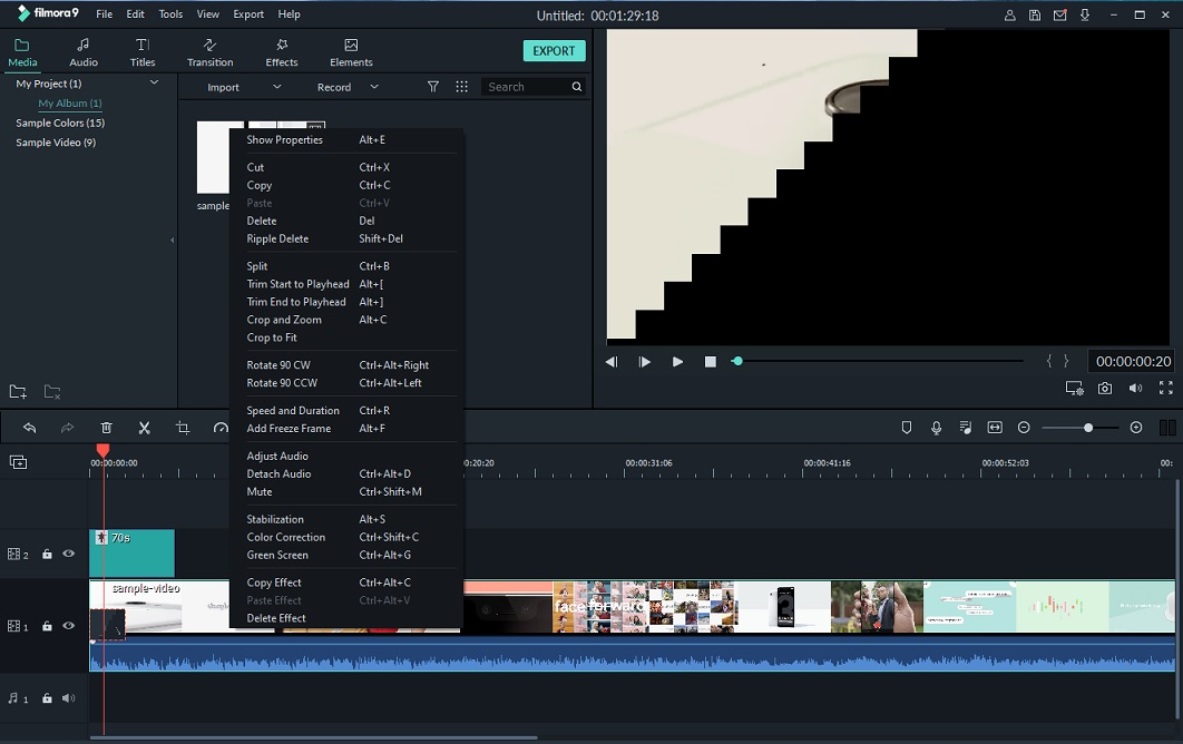 Wondershare Filmora 9 review: Easy to use affordable video editor Filmora-9-interface.jpg