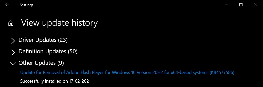 Microsoft confirms Windows 10 Flash Player-killer update is rolling out Flash-Player-update.jpg