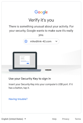 How to setup the two step verification for my Microsoft Account. G%2BSuite%2B2SV%2Bold.png