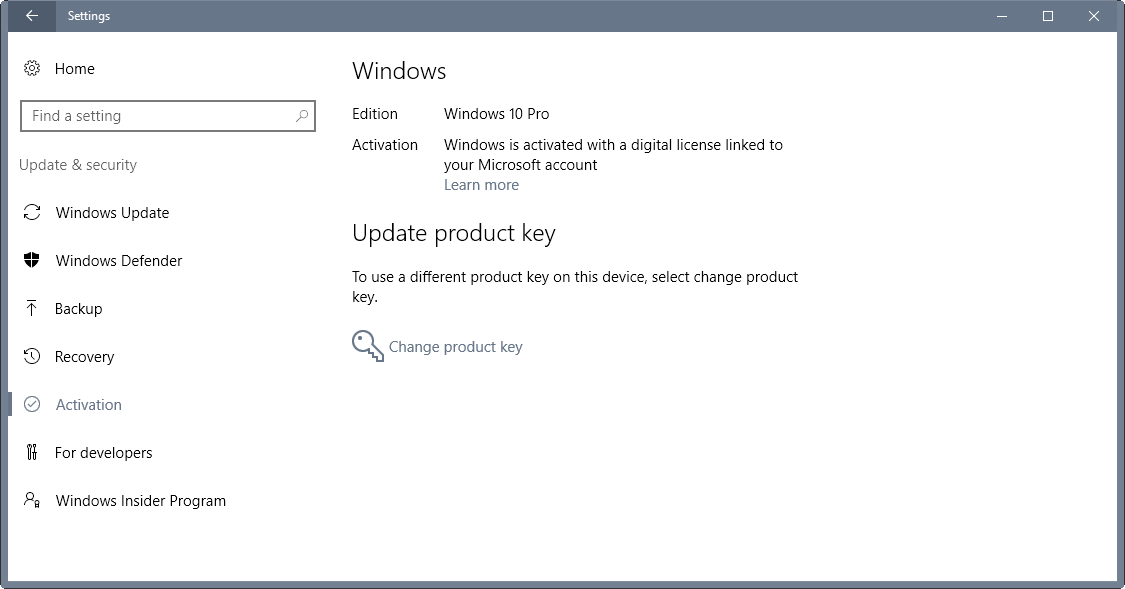 How to find Win10 licence key in my Microsoft outlook account? Gc0yx.png