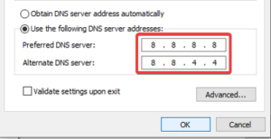 How to setup Google Public DNS on your computer google-dns-server-300x154.png